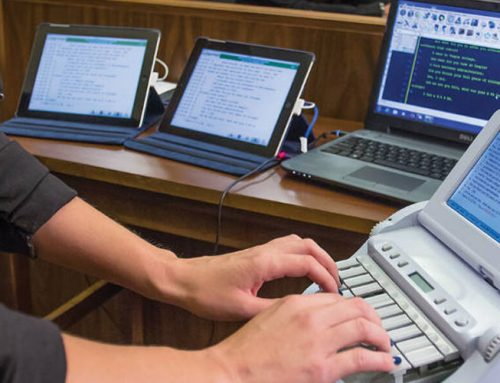 How to Prepare for Your First Court Reporting Assignment